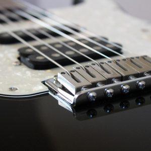 electric guitar string saddles