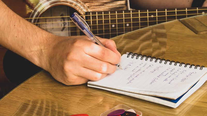 Taking Sound Notes