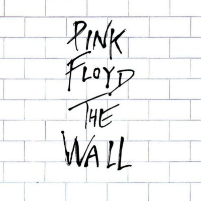 'Pink Floyd - The Wall' album artwork
