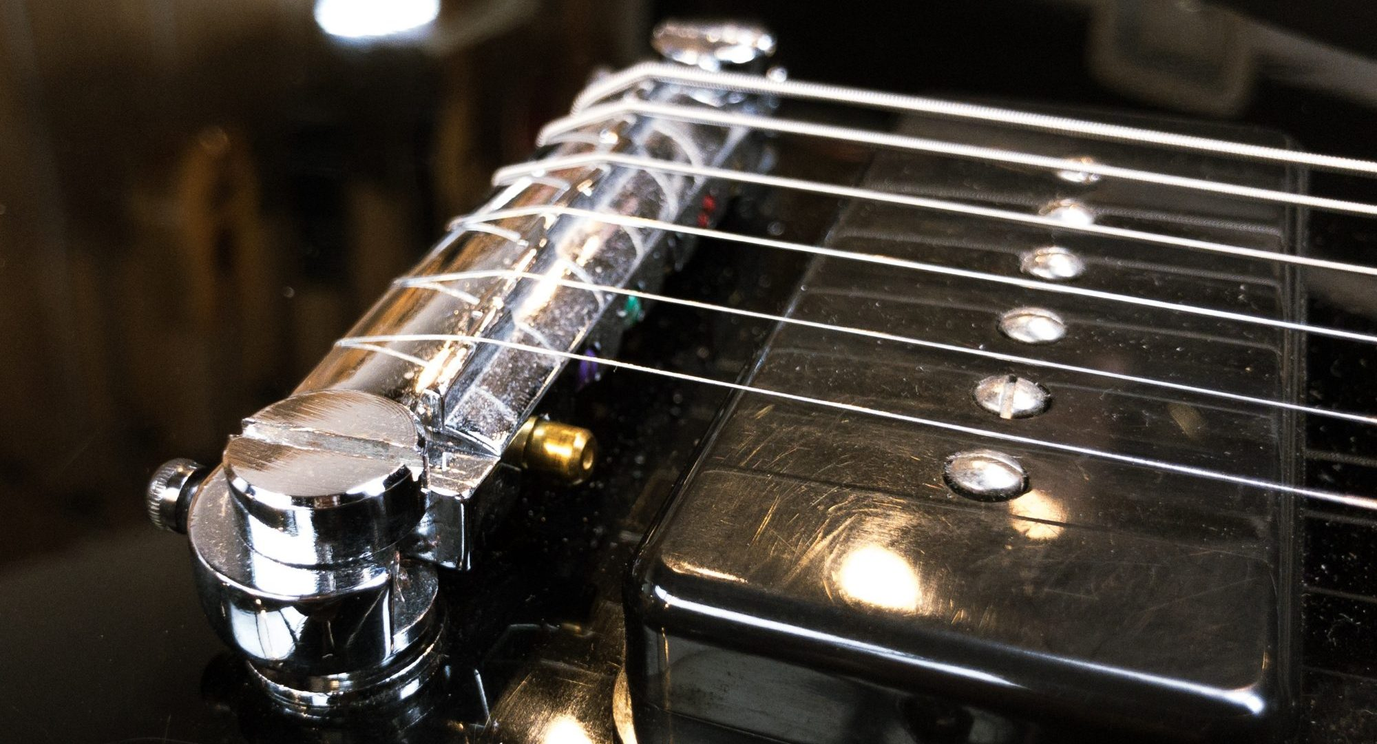 Fender Bullets on a Wraparound Bridge