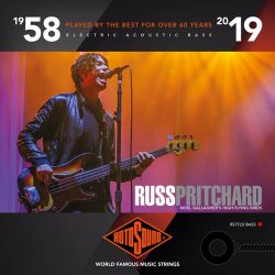 Russ Pritchard - Bassist for Noel Gallagher