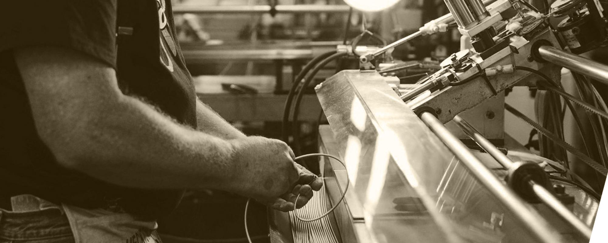 guitar string manufacturing