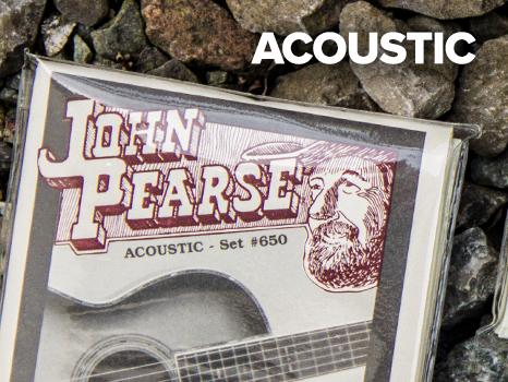 John Pearse Acoustic Guitar Strings