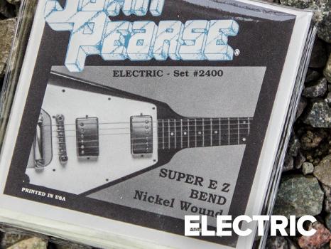 John Pearse Electric Guitar Strings