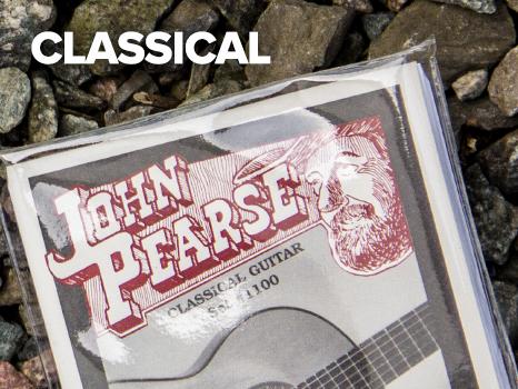 Jon Pearse Classical Guitar Strings