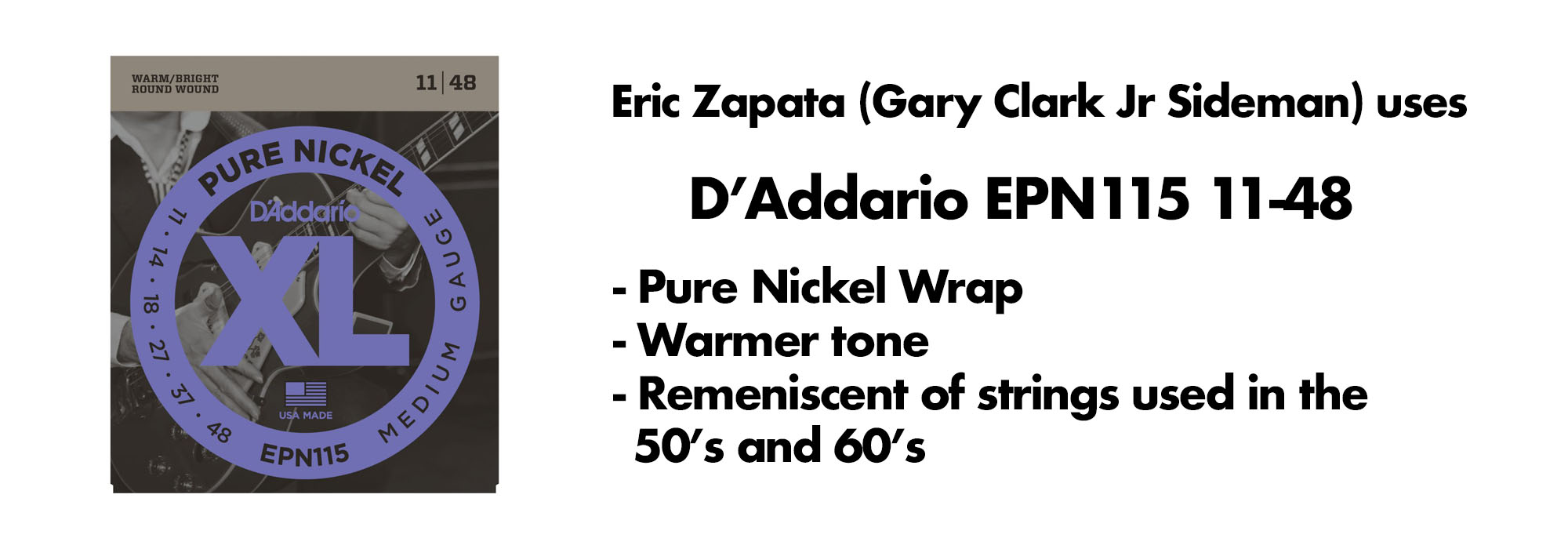 Eric Zapata uses EPN115