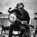 Scott McKeon recording his album 'New Morning'