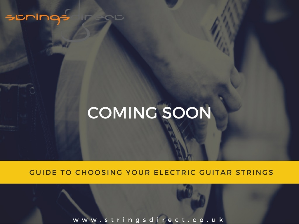Guide to Electric Strings