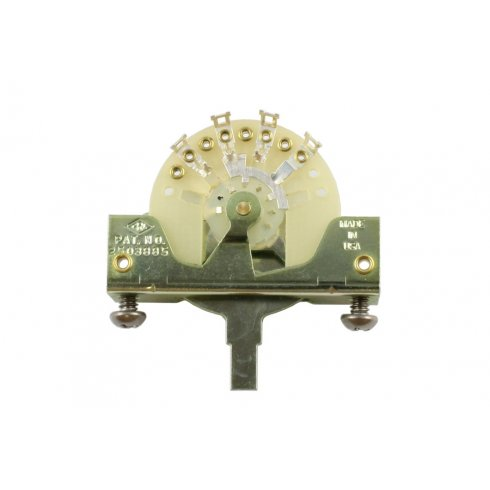 AllParts EP-0075-000 CRL Guitar Selector Switch, 3-Way, Strat & Tele