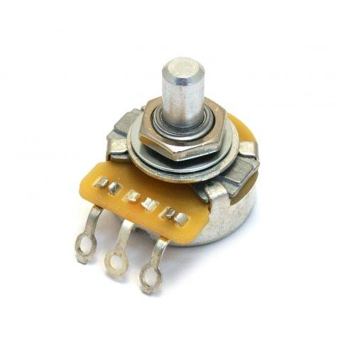 Allparts EP-4989-000 CTS Pot, 1Meg Audio (LOG), Solid Shaft