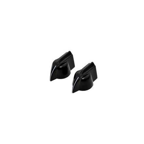 AllParts PK-0173-000 Pointer Knobs, Chicken Head w/ Set Screw, USA Solid Shaft, 2-Pack