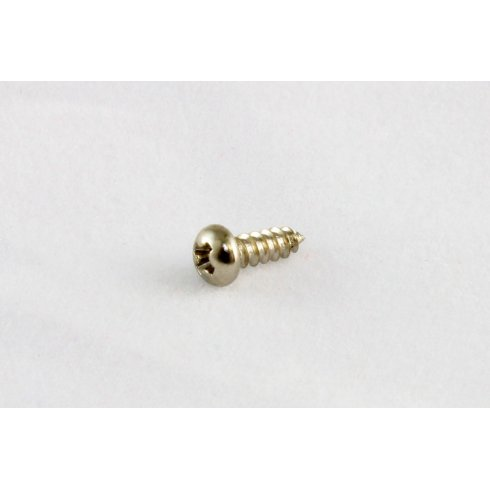 Allparts Truss Rod Cover Screws, 8-Pack