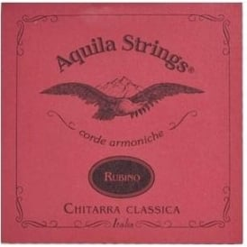 Aquila 134C Classical Guitar Rubino Strings, Normal Tension