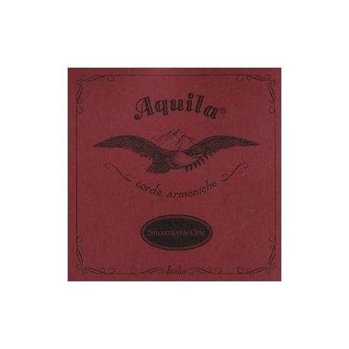 Aquila 92U Thunder Red Ukulele Bass Strings