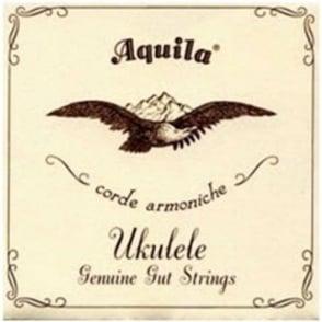 Aquila 33U Soprano ADF#B Nylgut Ukulele Strings Regular D Tuning