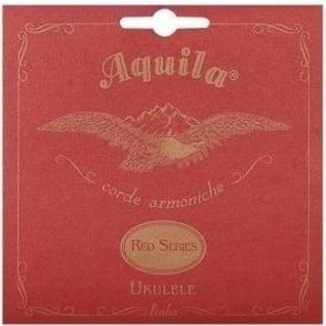Aquila 88U Red Series Nyglut Tenor Ukulele Full Set Unwound Low G-4th