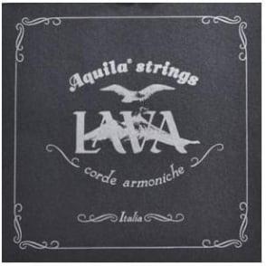 Aquila Lava 114U Tenor High G (1 Wound )Super Nylgut Ukulele Strings GCEA Key of C