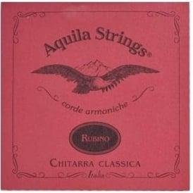 Aquila 134C Classical Guitar Rubino Strings, Normal Tension