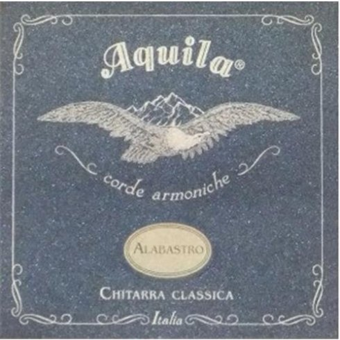 Aquila Corde Aquila 19C Normal Tension Alabastro Classical Guitar Strings