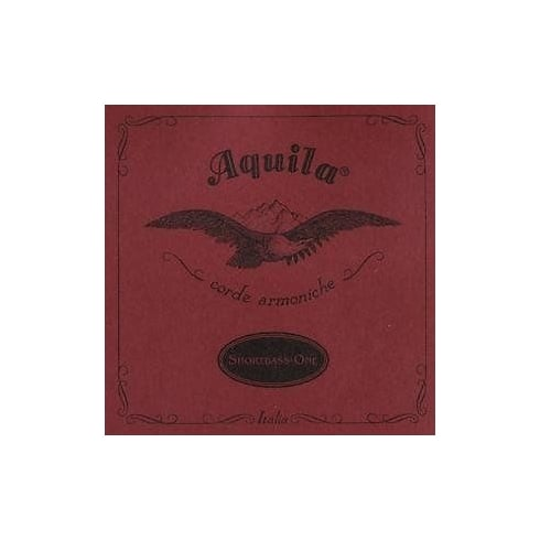 Aquila Corde Aquila 92U Thunder Red Ukulele Bass Strings