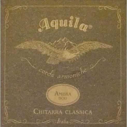 Aquila Corde Aquila 82C Ambra 800 Series Classical Guitar Strings