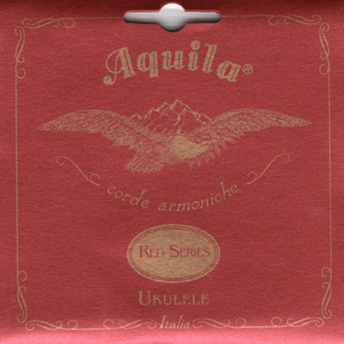 Aquila Corde Aquila 85U Red Series Concert Regular Tuning Ukulele Strings
