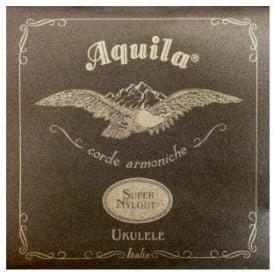 Aquila Supernylgut® 107U Tenor Ukulele Strings, Regular + Wound Low G