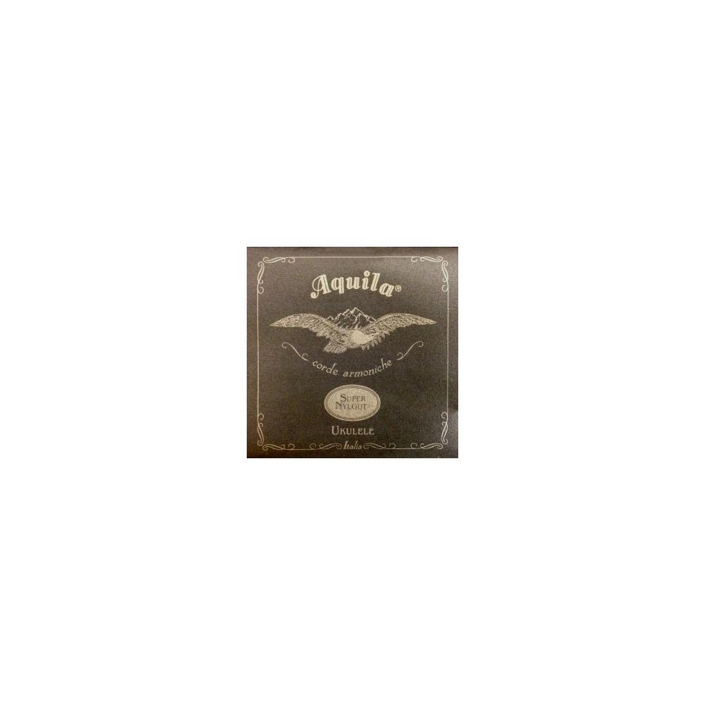 Aquila Supernylgut® Tenor Ukulele Strings 107U Low-G Tuning, Wound Low G