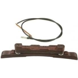 Artec Mandolin Transducer Bridge Piezo Pickup 8896