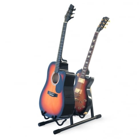 Athletic Stands Athletic Professional Dual Guitar Stand