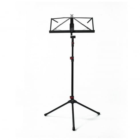 Athletic Stands Athletic Red Series Sheet Music Stand