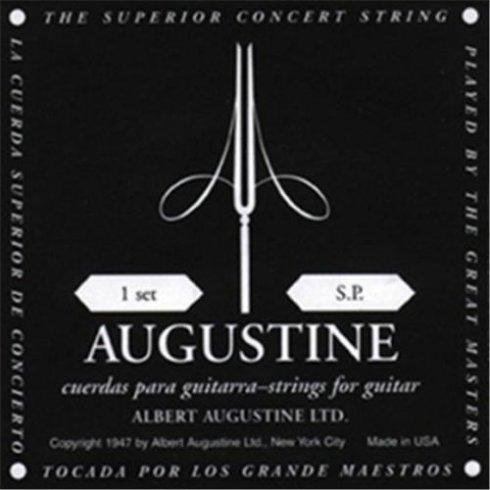 Augustine Classic Black Classical Guitar Strings - Regular Trebles / Low Tension Basses