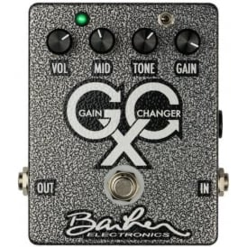 Barber Electronics Gain Changer X Overdrive Guitar Effects Pedal