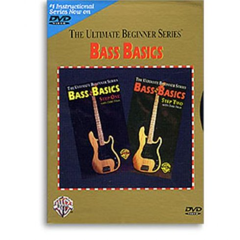 Bass Basics Step 1 & 2 DVD