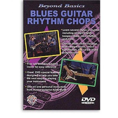 Beyond Basics Blues Rhytym Chops DVD