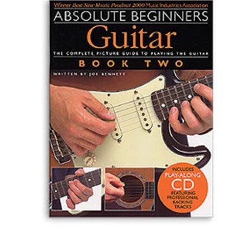 Absolute Beginners Guitar 2 Book/CD