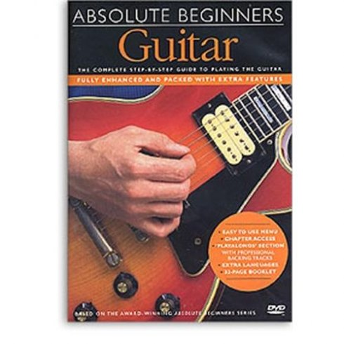 how to play guitar for absolute beginners