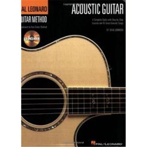 Acoustic Guitar Method 3 Tab Book/CD