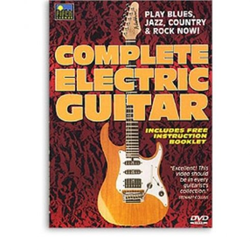 Complete Electric Guitar DVD