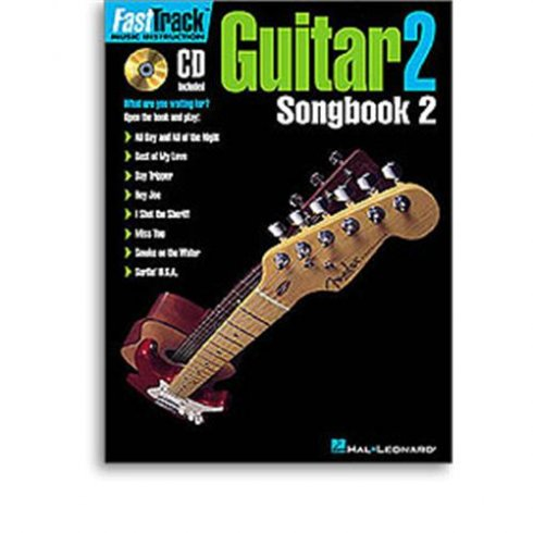 Fast Track: Guitar 2 - Songbook Two