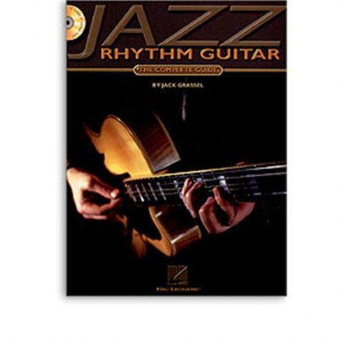 Jazz Rhythm Guitar Book/CD