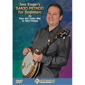 Jens Kruger's Banjo Method For Beginners DVD