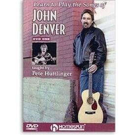 Learn to Play the Songs of John Denver DVD