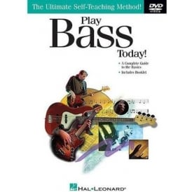 Play Bass Today! (DVD)