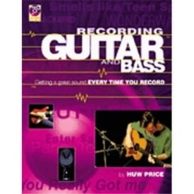 Recording Guitar & Bass Book