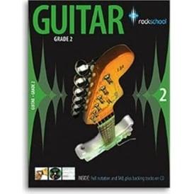 Rockschool Guitar - Grade 2 (2006-2012) Book
