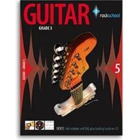 Rockschool Guitar - Grade 5 (2006-2012) Book