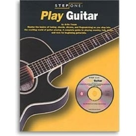 Step One Play Gtr Bk/CD