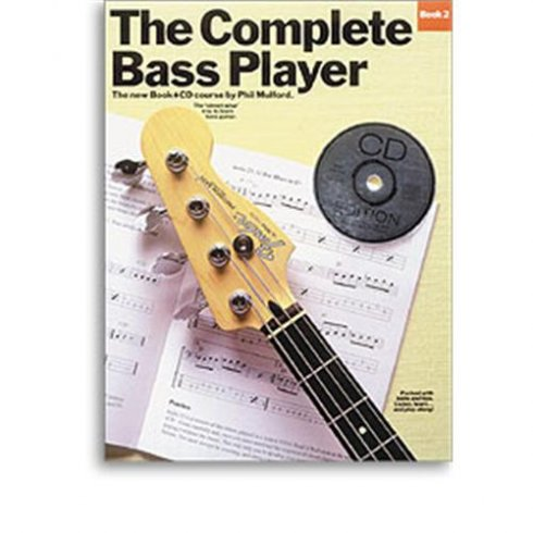 The Complete Bass Player Book 2