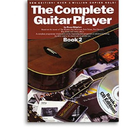 The Complete Guitar Player - Book 2 With CD (New Edition)